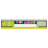Grades 3-5 Zaner-Bloser Deskplate