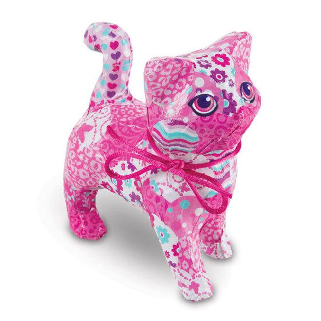 Decoupage Made Easy- Kitten