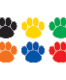 Paw Prints Carpet Markers