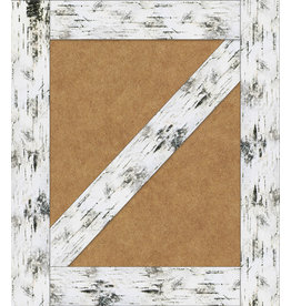 Woodland Whimsy Birch Tree Straight Border