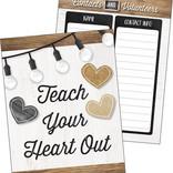 Industrial Chic Teacher Planner