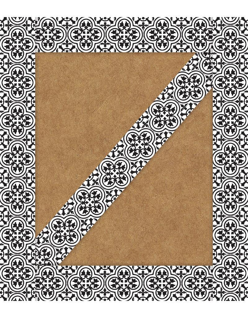 Simply Stylish Tile Straight Border