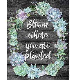 Simply Stylish Bloom Where You Are Planted