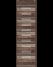 Dark Wood File Pocket Chart