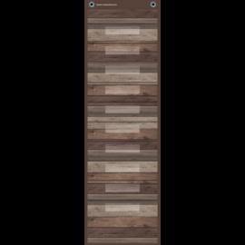 Home Sweet Classroom Dark Wood File Pocket Chart
