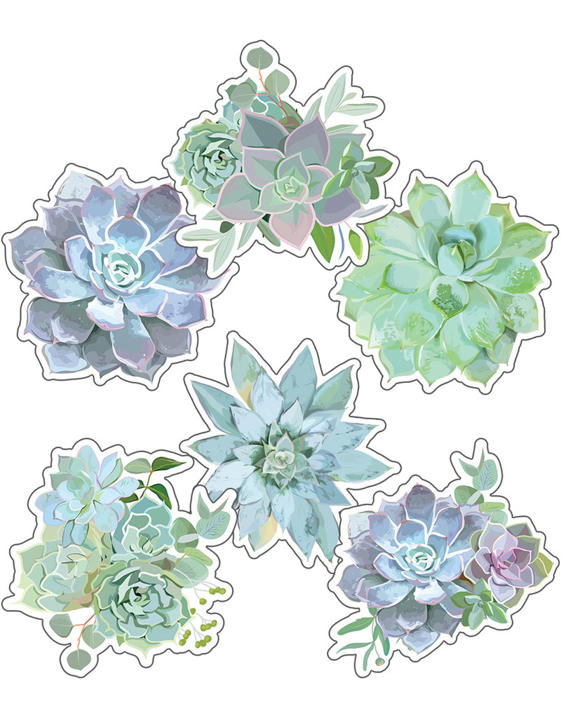 Simply Stylish Succulent Accents