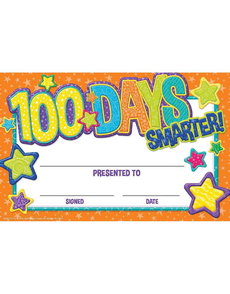 100 Days Award