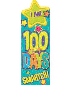 100 Days Smarter Bookmark