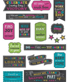 Positive Sayings Mini Bulletin Board