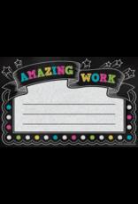 Chalkboard Brights  Amazing Works Awards
