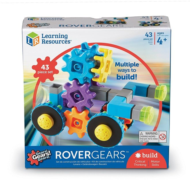 Learning Resources Rover Gears