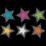 Chalkboard Brights Mini Star Accents