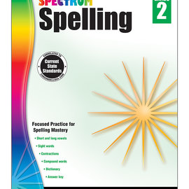 Spectrum Spelling (2) Book