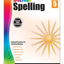 Spectrum Spelling (5) Book
