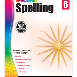 Spectrum Spelling (6) Book
