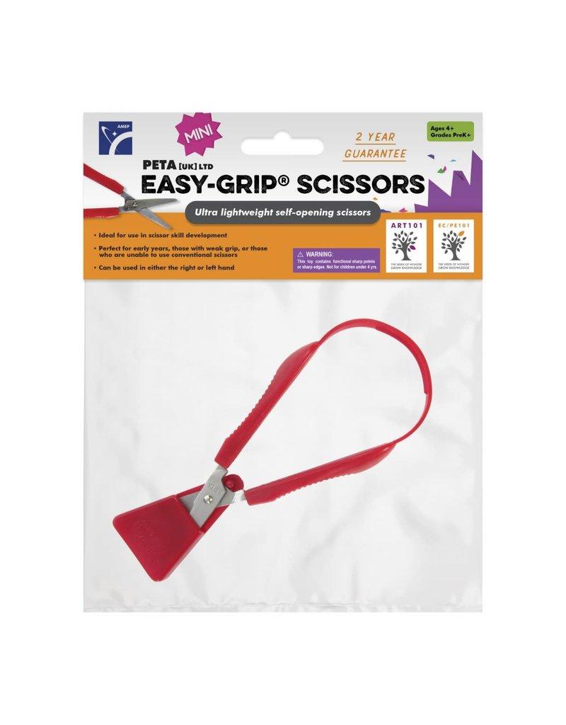 Mini Easi-Grip Scissors (Red)