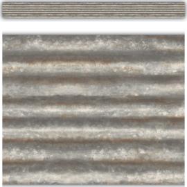 Home Sweet Classroom Corrugated Metal Straight Trim
