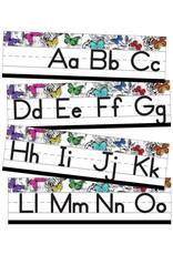 Woodland Whimsy Alphabet Line