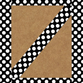 Simply Stylish Polka Dot Border