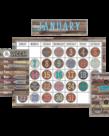 Calendar Bulletin Board Display