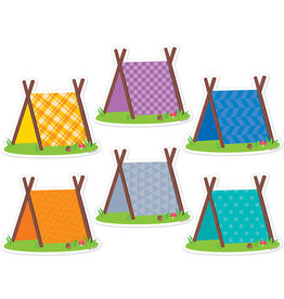 Woodland Friends Pup Tents Accents