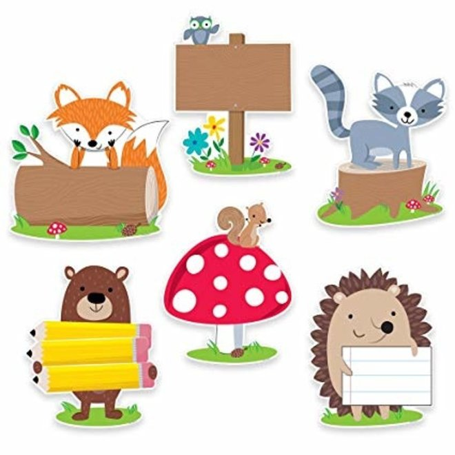 Woodland Friends Accents