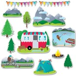 Woodland Fun Bulletin Board