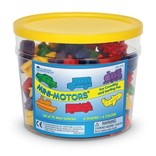 Learning Resources Mini-Motors Counters (72 pieces)