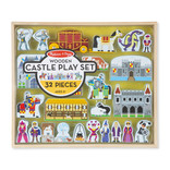 Wooden Castle Play Set