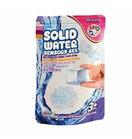 Solid Water Sensory Gel