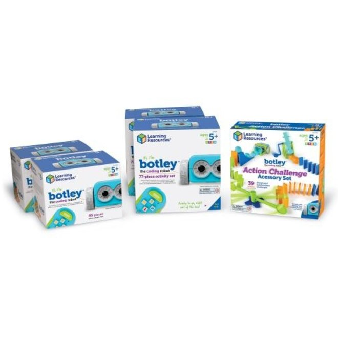 Learning Resources Botley The Coding Robot Classroom Set