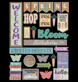 Home Sweet Classroom Spring Mini Bulletin Board