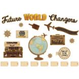 Travel The Map Future World Changers Bulletin Board
