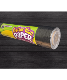 Better Than Paper- Black Wood