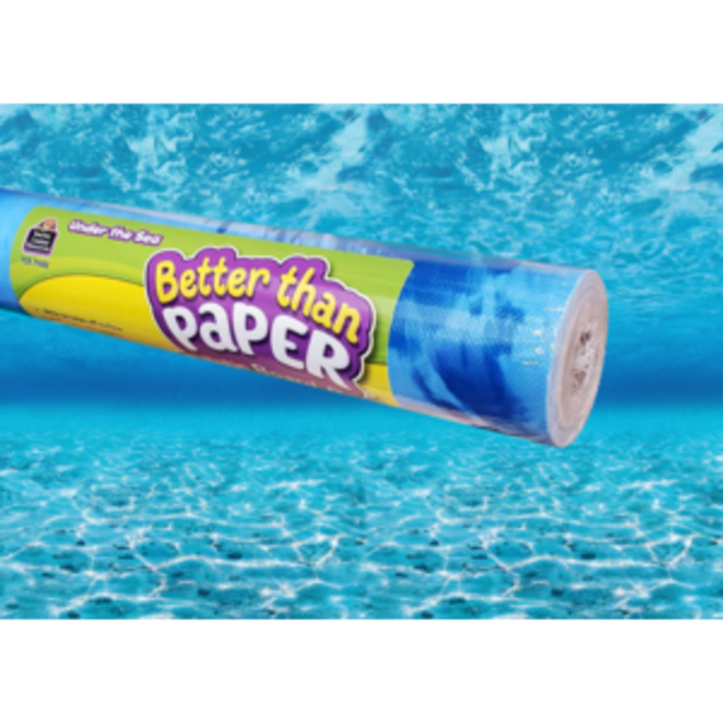 Better Than Paper- Under The Sea