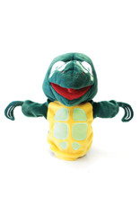 Shelly the Turtle Puppet