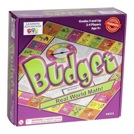Budget Math Game