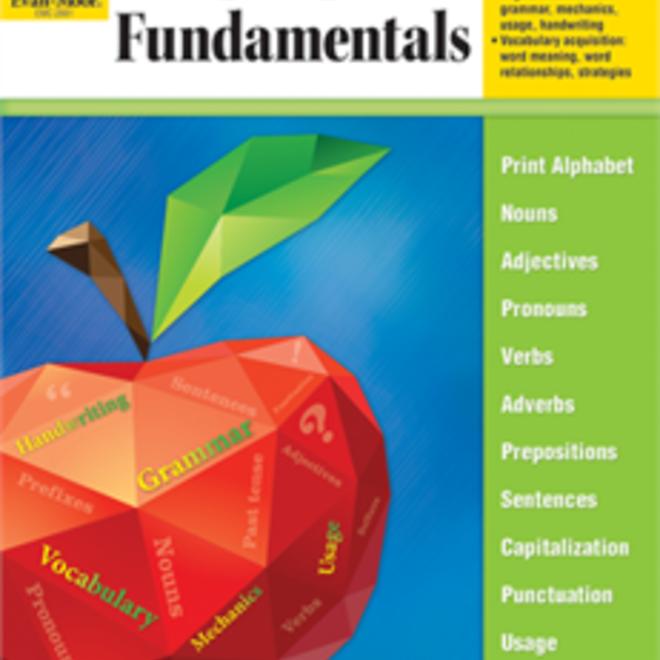 Evan-Moor Language Fundamentals Gr. 1