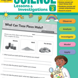 Science Lessons & Investigations Gr.2