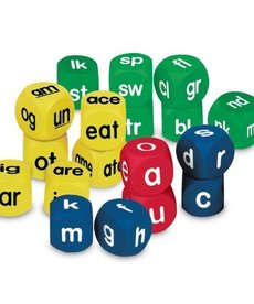Learning Resources Phonics Cubes Class Set (18pc)