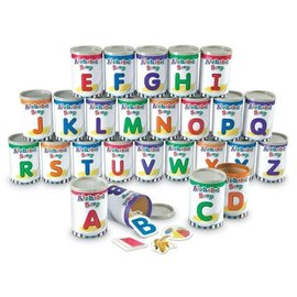 Learning Resources Alphabet Soup Sorters