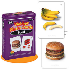Webber Photo Cards- Food