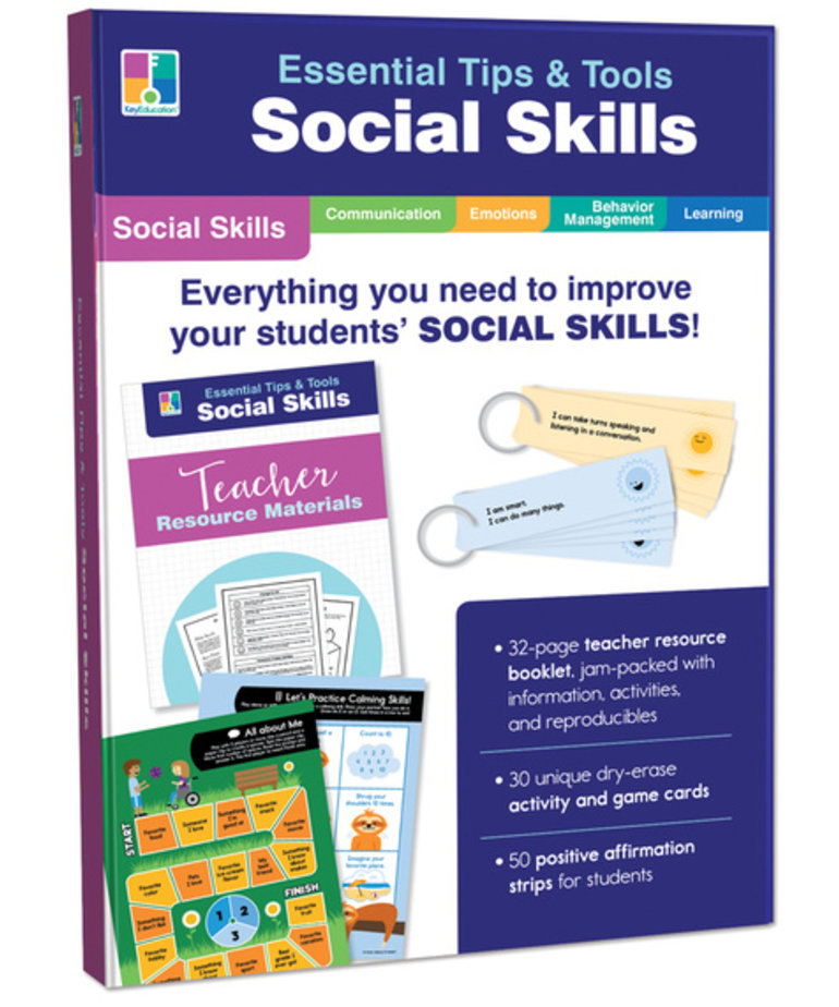 Essential Tips & Tools-Social Skills