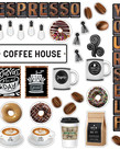 Industrial Cafe Espresso Yourself Mini Bulletin Board