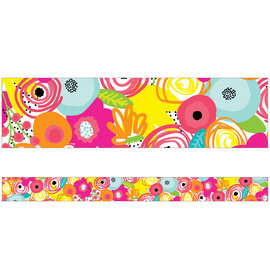 Simply Stylish Floral Border