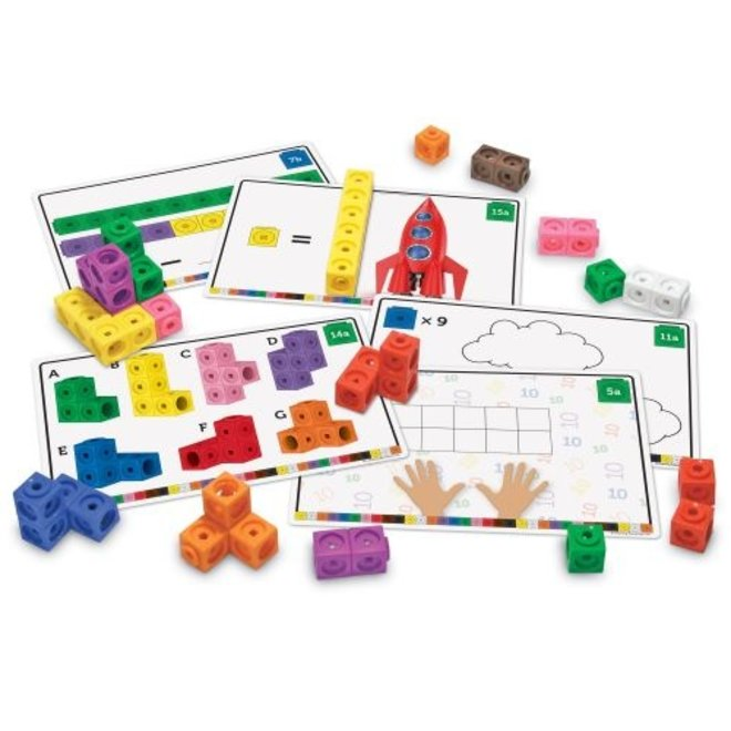 Learning Resources Mathlink Cubes Early Math Starter Set