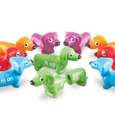 Learning Resources Snap-n-Learn Rhyming Pups