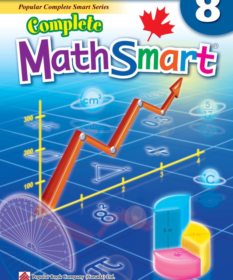 Complete Math Smart Gr. 8