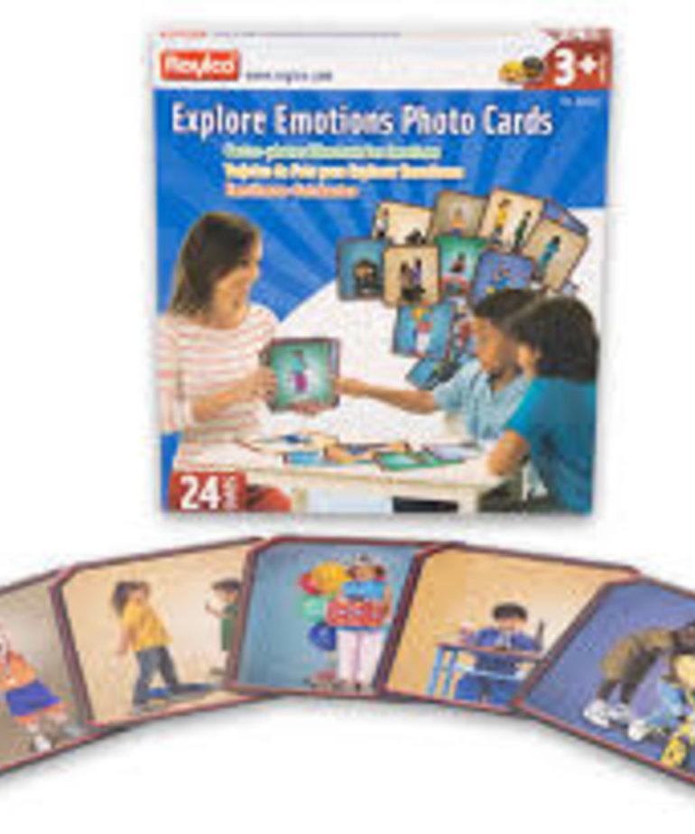 Explore Emotions Photo Cards
