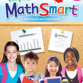 Complete MathSmart:  Grade 3